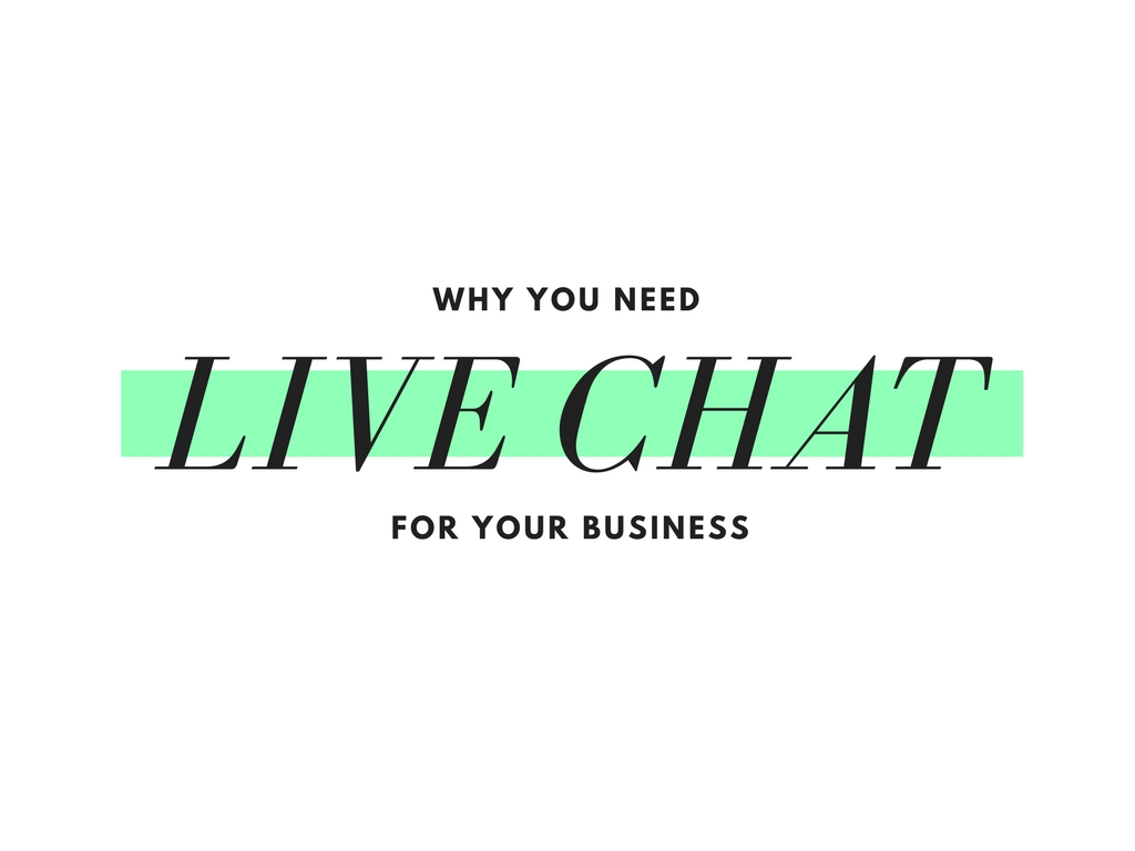 Why You Need Live Chat for Your Website