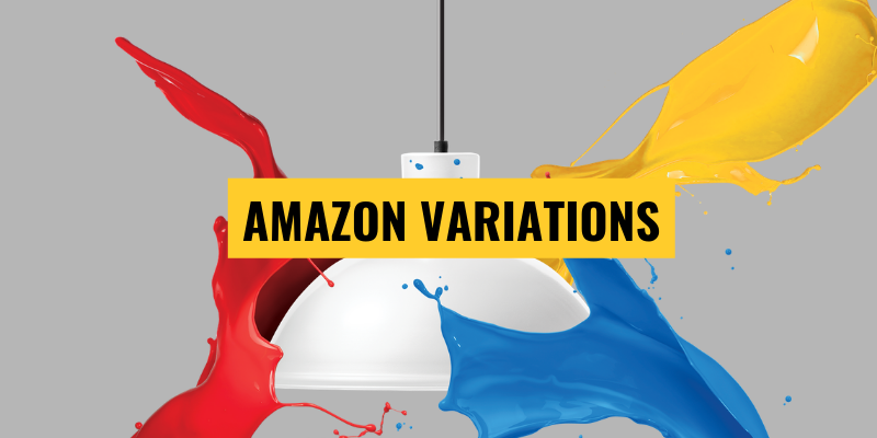 Insight about Variations on Amazon