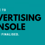 The Move To Advertising Console