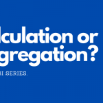 What comes first – calculation or aggregation?